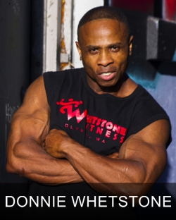 Donnie Whetstone - Personal Trainer